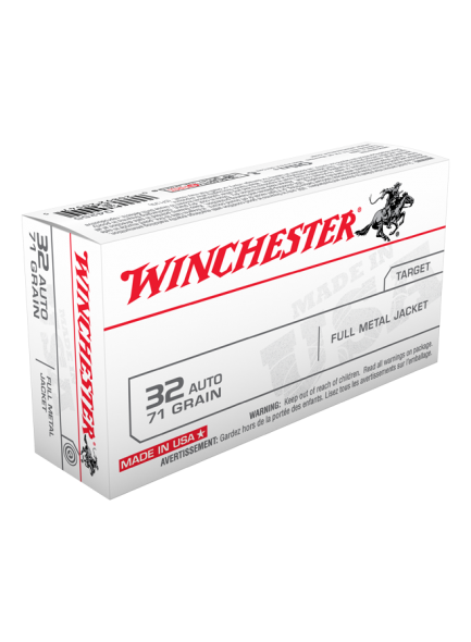 Winchester 32 Automatic 71 gr. FMJ