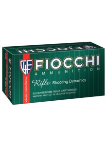 Fiocchi Rifle .223 Remington
