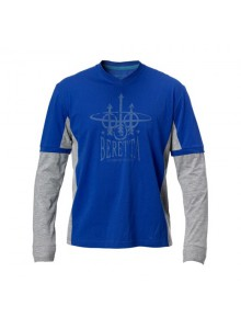 Beretta Competition Star Long Sleeve T-Shirt