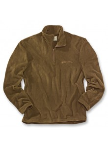 Beretta Light Polar Fleece Half-Zip