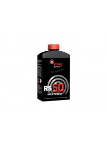 Reload Swiss RS50 Rifle Powder