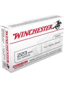 Winchester 223 Remington 55 gr. FMJ