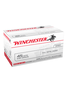 Winchester 45 Automatic 230 gr. FMJ
