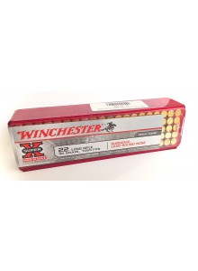 Winchester 22 Long Rifle 40 Grain, 1065 FPS Subsonic