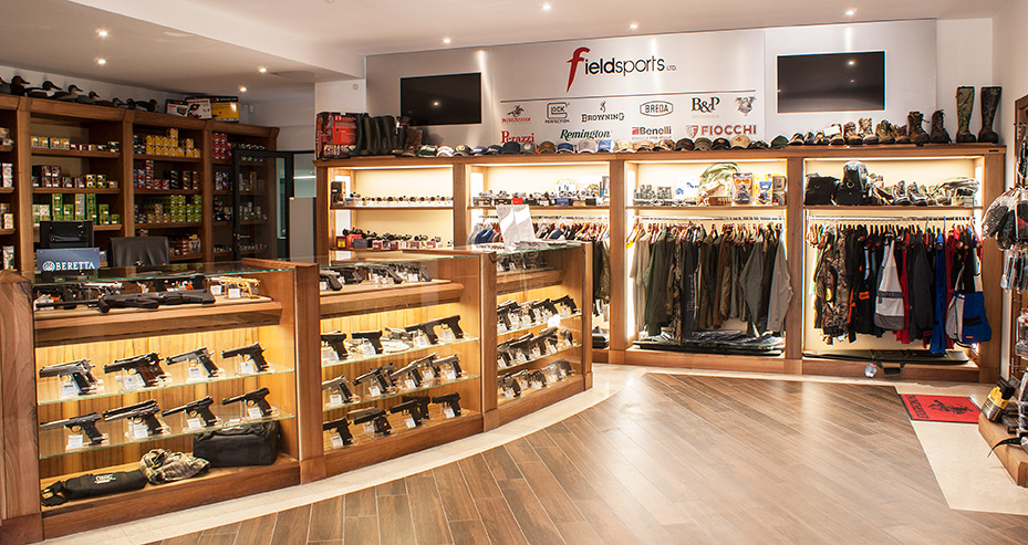 Fieldsports Ltd - Shop in Mellieha Parish Square